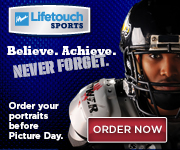 Lifetouch Sports Banner