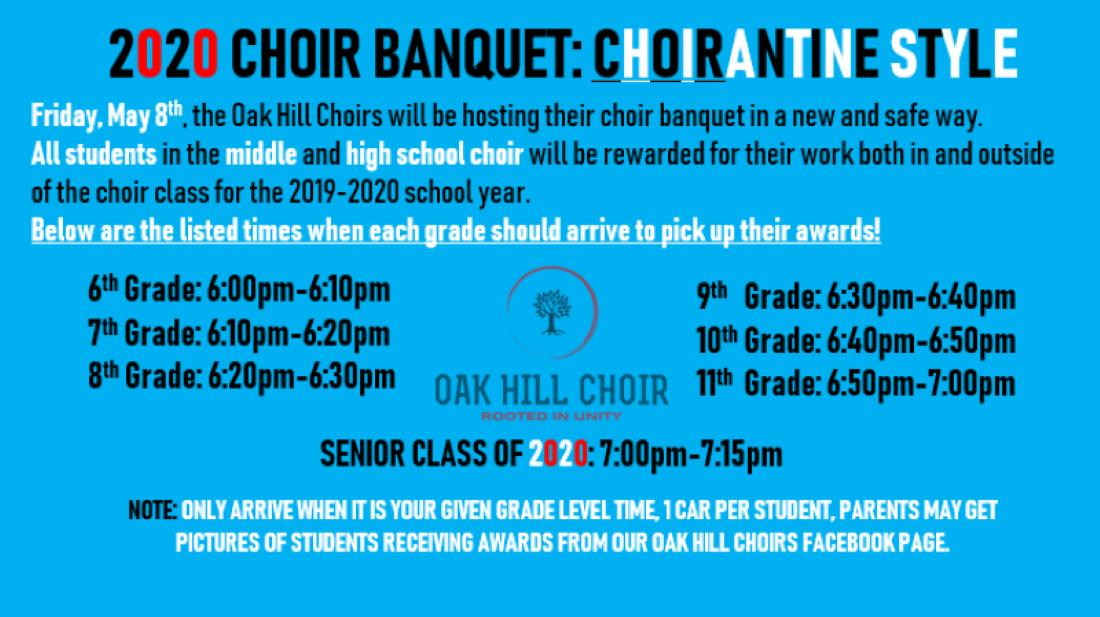 choir awards may20